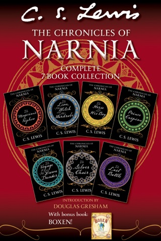 The Chronicles of Narnia Complete 7-Book Collection by HARPERCOLLINS PUBLISHERS   book summary, reviews and downlod