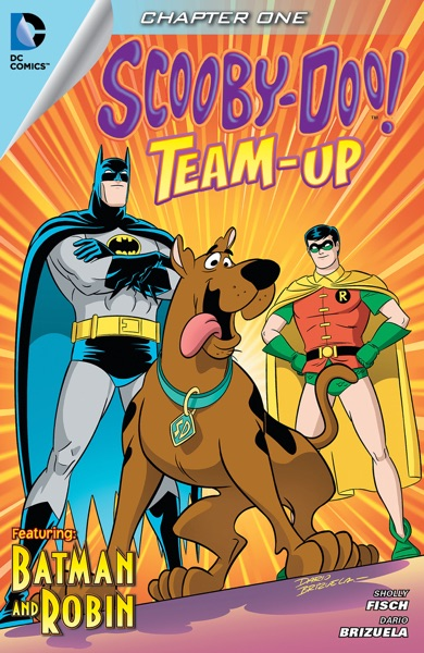 Scooby-Doo Team-Up (2013-2019) #1 by Sholly Fisch & Dario Brizuela Book Summary, Reviews and E-Book Download
