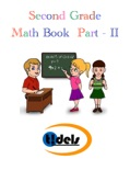Second Grade Math Book Part - II book summary, reviews and downlod