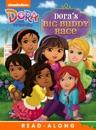 Dora's Big Buddy Race Read-Along Storybook (Dora and Friends)
