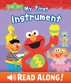 My First Instrument (Sesame Street) E-Book Download