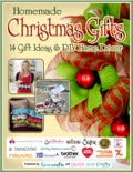 Homemade Christmas Gifts: 14 Gift Ideas & DIY Home Decor book summary, reviews and download