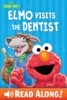 Elmo Visits the Dentist (Sesame Street) book image