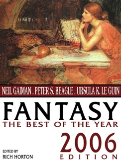 Fantasy: The Best of the Year E-Book Download
