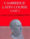 Cambridge Latin Course (4th Ed) Unit 1 Language Information
