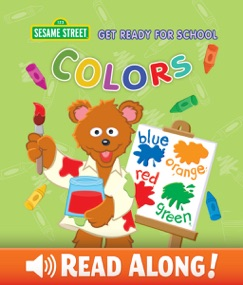 Get Ready for School: Colors (Sesame Street) E-Book Download