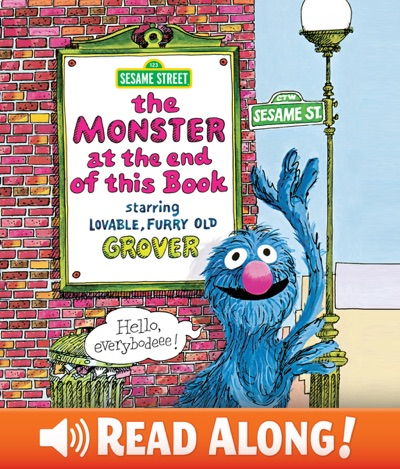 The Monster at the End of This Book (Sesame Street) by Jon Stone & Michael Smolin Book Summary, Reviews and E-Book Download