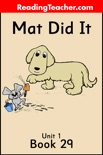 Mat Did It book summary, reviews and download
