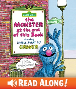 The Monster at the End of This Book (Sesame Street) E-Book Download