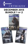 Harlequin Intrigue December 2013 - Bundle 1 of 2 book summary, reviews and downlod