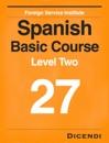 FSI Spanish Basic Course 27