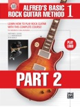 Alfred's Basic Rock Guitar 1 - Part 2 book summary, reviews and download