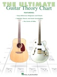 The Ultimate Guitar Theory Chart book summary, reviews and download
