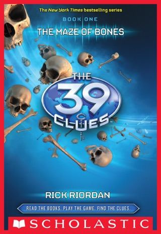 The 39 Clues Book 1: The Maze of Bones by Scholastic Inc. book summary, reviews and downlod