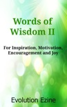 Words of Wisdom II book summary, reviews and download