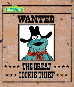 The Great Cookie Thief (Sesame Street) E-Book Download