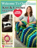 Welcome to Our Home - Knit and Crochet Ideas from Red Heart book summary, reviews and download