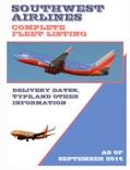Southwest Airlines Complete Fleet List