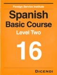FSI Spanish Basic Course 16 book summary, reviews and downlod