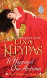 It Happened One Autumn book summary, reviews and downlod