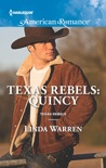 Texas Rebels: Quincy book summary, reviews and download