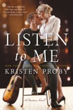 Listen to Me book summary, reviews and downlod