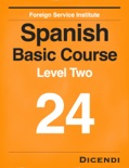 FSI Spanish Basic Course 24 book summary, reviews and downlod