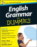 English Grammar For Dummies book summary, reviews and download
