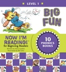 Now I'm Reading! Level 1: Big Fun book summary, reviews and download