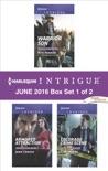 Harlequin Intrigue June 2016 - Box Set 1 of 2 book summary, reviews and downlod