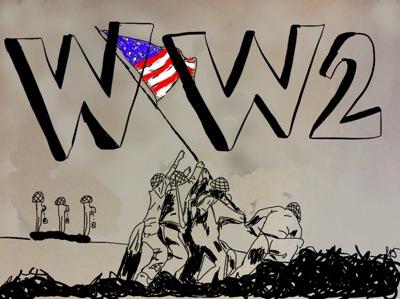 World War 2 by Angie Mann, Lauren Benning & Jonathan Smith Book Summary, Reviews and E-Book Download