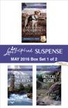 Harlequin Love Inspired Suspense May 2016 - Box Set 1 of 2 book summary, reviews and downlod