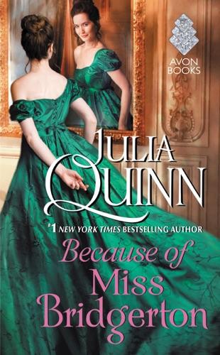 Because of Miss Bridgerton E-Book Download