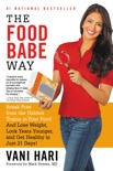 The Food Babe Way book summary, reviews and downlod