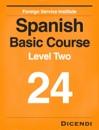 FSI Spanish Basic Course 24