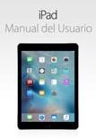 Manual del usuario del iPad para iOS 9.3