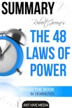 Robert Greene's The 48 Laws of Power Summary book summary, reviews and downlod