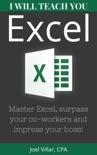 I Will Teach You Excel e-book