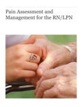 Pain Assessment and Management for the RN/LPN book summary, reviews and download