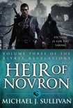 Heir of Novron book summary, reviews and download