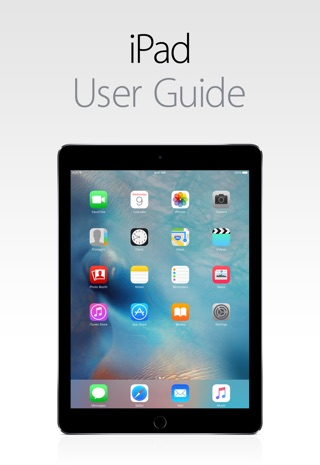 iPad User Guide for iOS 9.3 by Apple Inc. E-Book Download