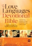The Love Languages Devotional Bible book summary, reviews and downlod