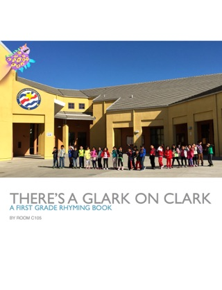 There's a Glark on Clark by Clark Cubs First Grade book summary, reviews and downlod