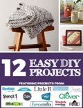 12 Easy DIY Projects book summary, reviews and download