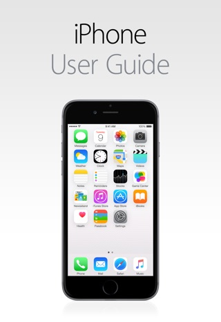 iPhone User Guide for iOS 8.4 by Apple Inc. E-Book Download