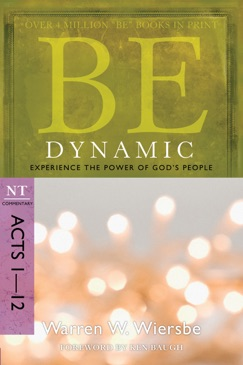 Be Dynamic (Acts 1-12) E-Book Download