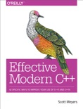 Effective Modern C++ book summary, reviews and download