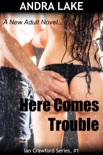 Here Comes Trouble (A New Adult Erotic Romance) book summary, reviews and download