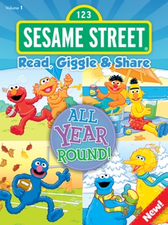 Read, Giggle & Share: All Year Round! (Sesame Street) E-Book Download