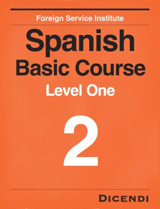 FSI Spanish Basic Course 2 textbook download